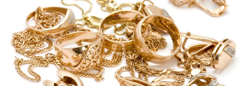 vendre de l'or